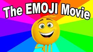 The Internet Hates The Emoji Movie  - Review And Memes Of The Cringe