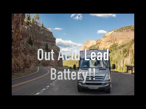 RV, Going Lithium the easy way!