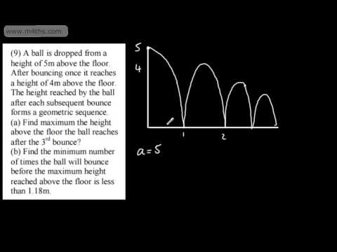 Core 2 - Geometric Sequences and Series 3 -  nth term questions
