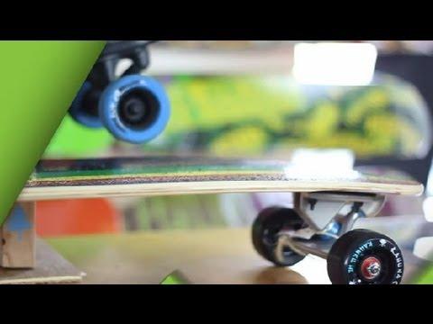 What Size Longboard Skateboard Should I Get? : Skateboarding Tips & Tricks
