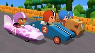 Собираем Полицейскую прикольные мультики для детей 3 лет мультфильмы