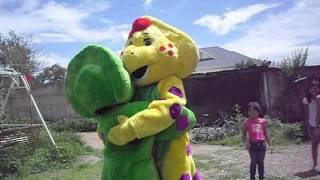 Barney Show musical EN VIVO
