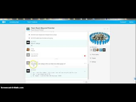 Groupme overview