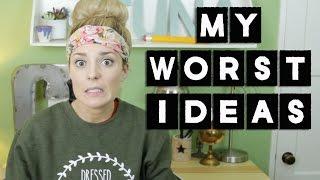 MY WORST IDEAS // Grace Helbig