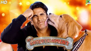 Entertainment - Full Hindi Movie In 20 Mins | Akshay Kumar, Tamannaah, Johnny Lever, Sonu Sood