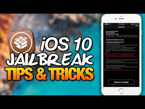 iOS 10 JAILBREAK Tips & Tricks: Episode 2 -