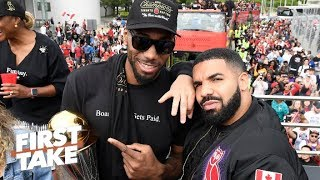 Kawhi could stop LeBron from winning multiple titles for the Lakers – Max Kellerman | First Take