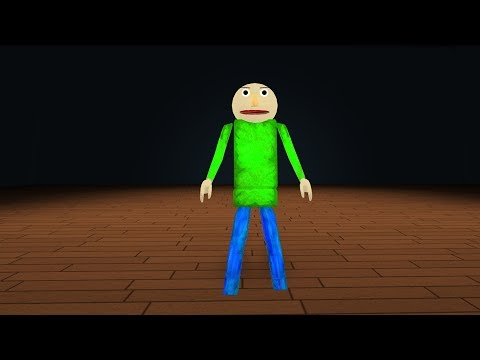 HOW TO BE BALDYS BASICS IN ROBLOXIAN HIGHSCHOOL!!