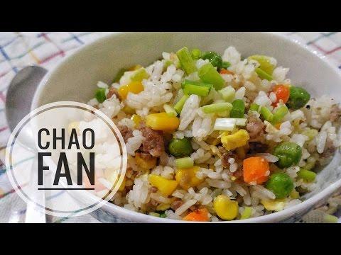 Easy Pork Chao Fan ala Chowking | Chinese Recipe | Food Bae