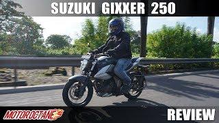 2019 Suzuki Gixxer 250 Review | Hindi | MotorOctane