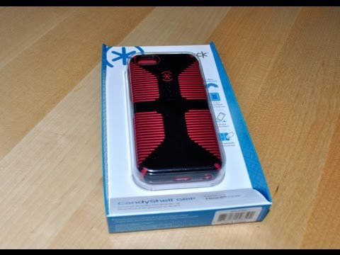 Speck CandyShell Grip Case for iPhone 5
