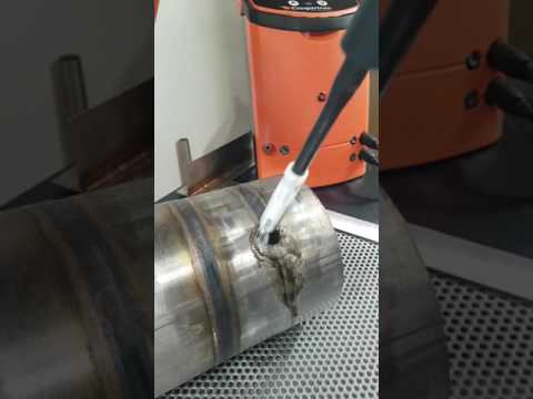 Best stainless weld cleaner