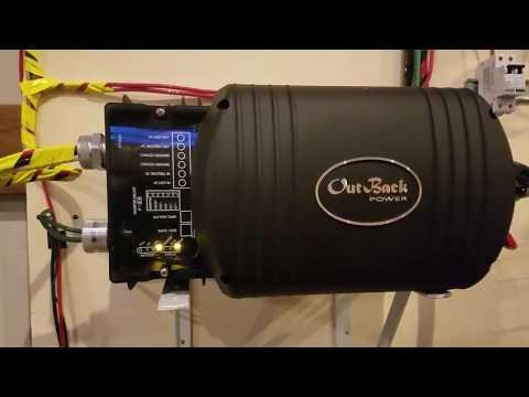 VFXR Outback Inverter