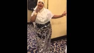 رقص الطقاقه ام وفاء .