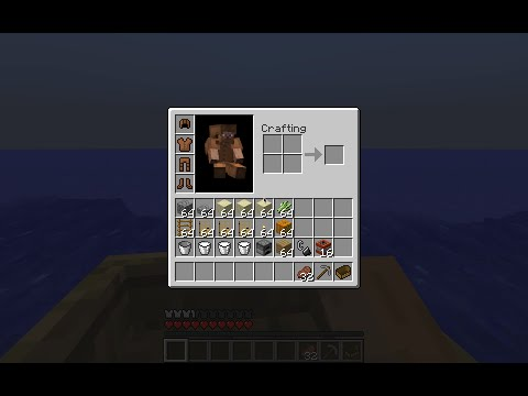 Minecraft Ocean Monument, Interlude: Killing the elder guardians, playthrough