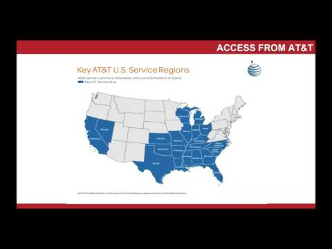 Learn about Access from AT&T