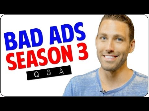 Bad Ads | Season 3 Q & A