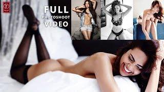 Esha Gupta Nude Photoshoot  Full Video HD