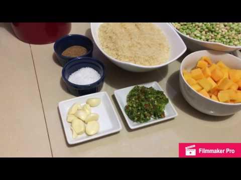 Trinidad & Tobago chicken Pelau/cook up!