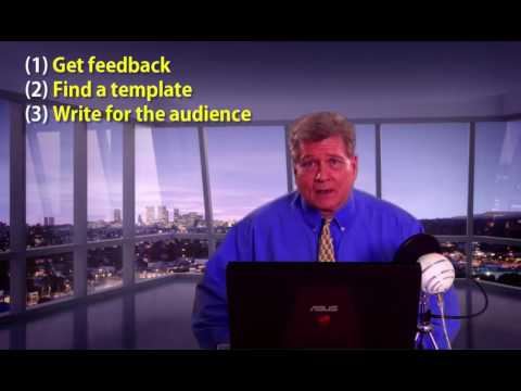 The Big 3 Writing Mistakes: Week 4 Assignment Overview at JWMI