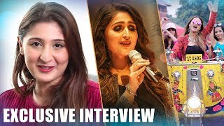 """""""It Was A Dream Come True To Sing With…"""": Dhvani Bhanushali 