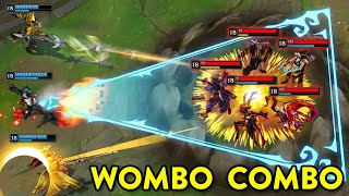 """15 Minutes """"SUPER SATISFYING COMBOS"""" in League of Legends"""