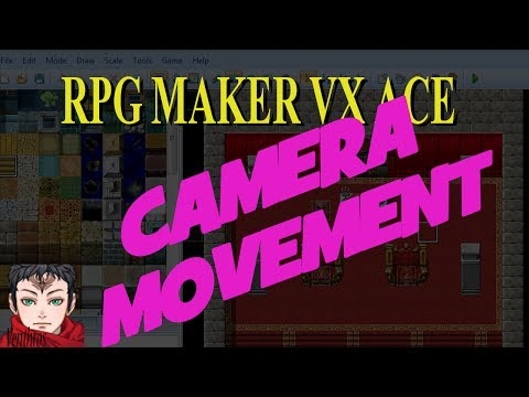 RPG Maker VX Ace Tutorial 14: Scrolling Text and Camera Movement