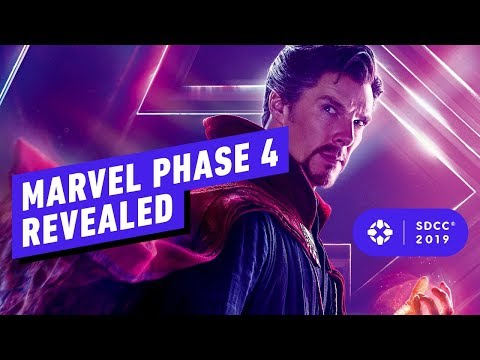 Xxx Mp4 Marvel S Phase 4 Panel Blew Our Minds Comic Con 2019 3gp Sex