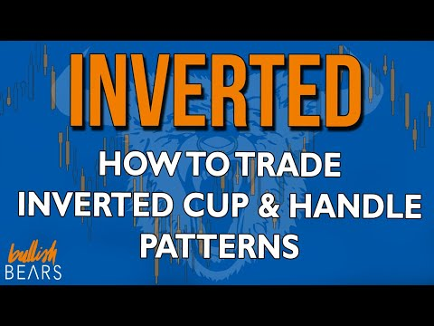 Inverted Cup and Handle Patterns - What Does an Inverted Cup and Handle Mean?