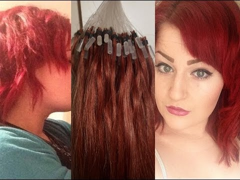 Using Microloop Extensions to Create a New Hair Shape