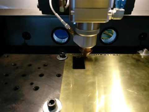 Brass Sheet Cutting of thickness 0.5mm 13102015