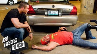 WWE Hall of Famers get destroyed: WWE Top 10, Aug. 12, 2019