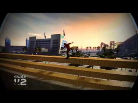 Skate 2   Monster Clubhouse Grind   x BlueRobot
