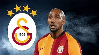 Steven N'Zonzi ● Welcome to Galatasaray ● Skills, Passes & Tackles 🔥