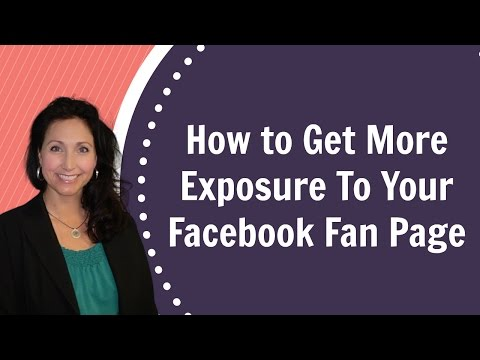 How To Get More Facebook Fans By Driving Traffic to Your Fan Page