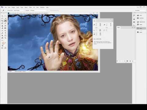 Photoshop Assign Profile (10 Mars 2017)