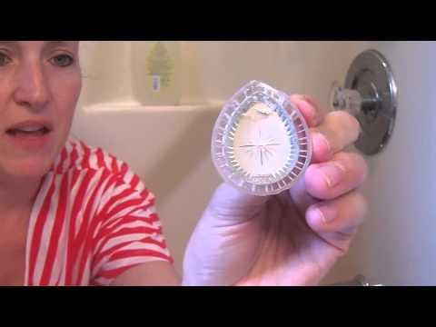 Moen shower handle replacement