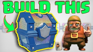 Make A Real Legendary Chest!! - How To Guide - Tutorial - Clash Royale
