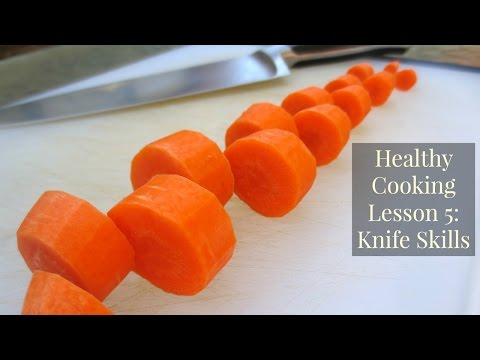 What to Eat to Lose Weight Fast Day 5: Knife Skills