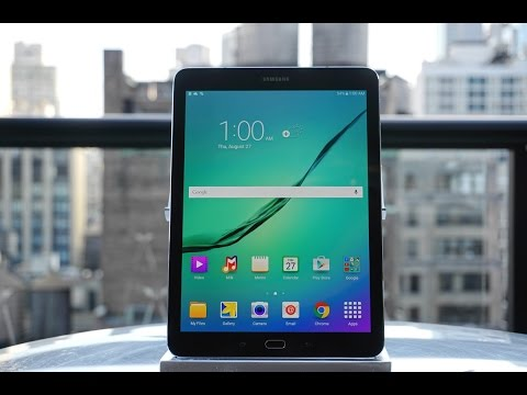 How to take screenshot Galaxy tab s2