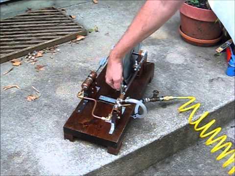 DIY Steam Engine - Phase 4