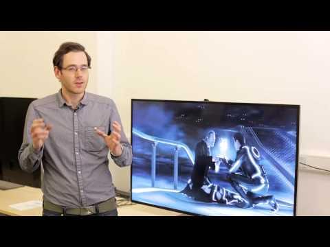 Samsung F9000 Series 9 Smart 3D UHD 4K LED TV