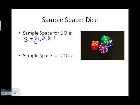 Sample Space Size