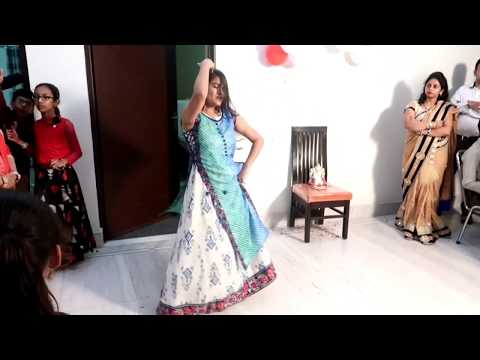 Watch me dance💃// Cousin's Sangeet// Hairstyle Diaries