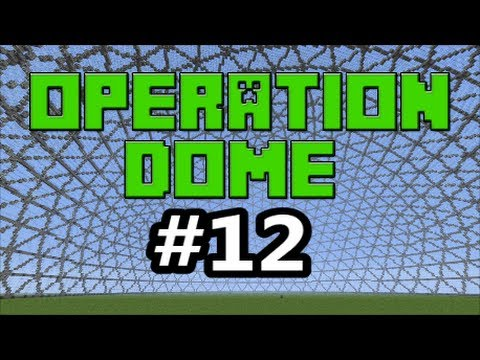 Minecraft Xbox 360 - Operation Dome #12 - Should I Title Each Episode?
