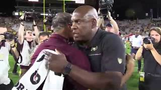 Download Arizona State Colorado highlights: Sun Devils lose 34-31 in offensive shootout (09/21/2019) Video