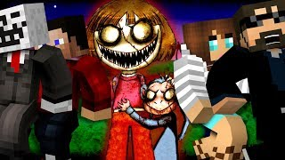 Minecraft: DORA THE EXPLORER MURDER | MODDED MINI-GAME
