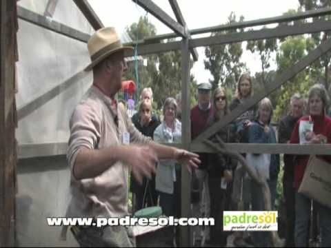 Vegetable Garden - How to keep chickens - Woodend Sustainability Festival - Padresol.com
