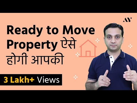 How to Buy Ready to Move Property in India - Documents and Process