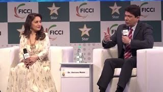 Rare Interview Of Madhuri Dixit With Husband Shriram Nene | Full Length Interview